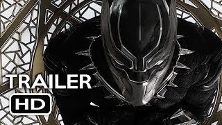 Download Black Panther Official Trailer #2 (2018) Chadwick Boseman Marvel Movie HD Video