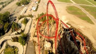 Download Cannibal front seat on-ride HD POV @60fps Lagoon Video