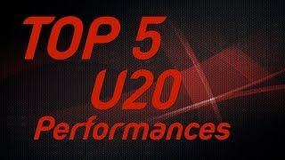 Download IAAF Top 5 U20 Performances at IAAF World Championships Video