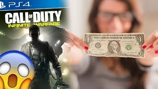 Download INFINITE WARFARE ONLY WORTH $1?! 😱 Video