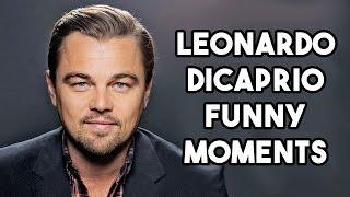 Download Leonardo DiCaprio Funny Moments Video