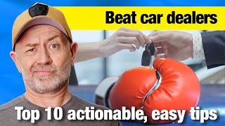 Download Top 10 Ways to Beat a Car Dealer | Auto Expert John Cadogan | Australia Video