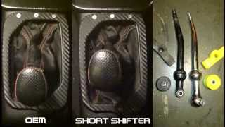 Download Honda Civic EJ1 - OEM vs Short shifter Video