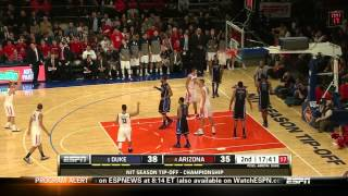 Download #4 Arizona vs #6 Duke 11-29-13 (Full Game) Video