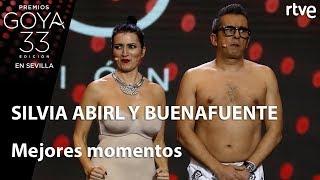 Download Mejores momentos Silvia Abril y Andreu Buenfuente | Goya 2019 Video