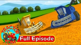 Download Tractor Tom | Season2 | Episode 22 - Two Harvesters | Truck Cartoon Video