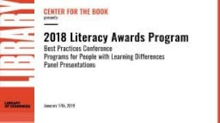 Download Library of Congress Literacy Awards Program Best Practices: People with Learning Differences Video