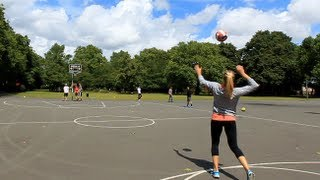 Download Volleyball Trick Shots Video