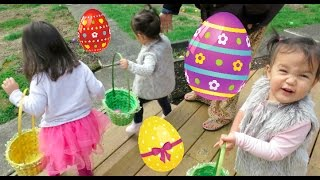Download EASTER EGG HUNTING & DADDY'S BIRTHDAY! - March 27, 2016 - ItsJudysLife Vlogs Video
