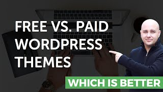 Download Should You Use A Free WordPress Theme Or A Paid WordPress Theme Video