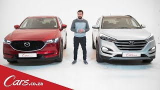 Download 2017 Mazda CX-5 vs 2017 Hyundai Tucson: In-Depth Review and Comparison Video