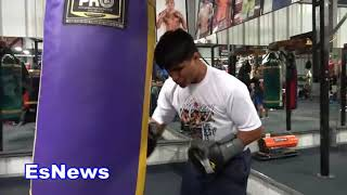 Download Does Mikey Garcia Study His Opponents? EsNews Boxing Video