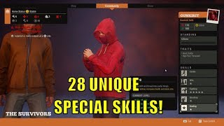 Download STATE OF DECAY 2 - 28 UNIQUE SPECIAL SKILLS! Video