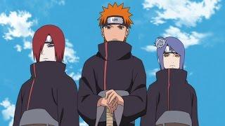 Download Naruto AMV - Nagato, Yahiko and Konan - Faded Video