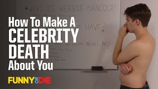 Download How To Make A Celebrity Death About You Video