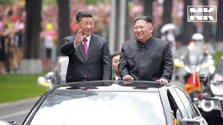 Download [Documentary] Kim Jong-un, Xi Jinping in Pyongyang for North Korea-China summit (2019) Video
