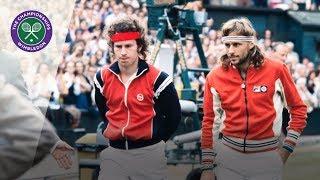 Download Bjorn Borg v John McEnroe: Wimbledon Final 1980 (Extended Highlights) Video