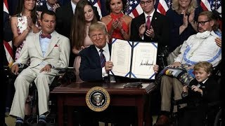 Download LIVE: President Trump SIGNS Lowest Price Act & Patient Right to Know Drug Prices Act Video