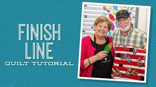 Download Make a ″Finish Line″ Quilt with Jenny! Video
