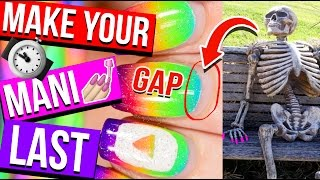 Download 8 Easy Tricks to Make Your Manicure Last! Video