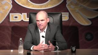 Download Mark Helfrich End Of Season Press Conference 11/27/16 Video
