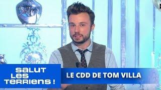 Download Le CDD de Tom Villa - 13/01 - Salut les Terriens Video