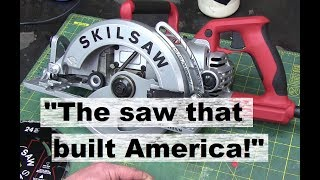 Download BOLTR: Skilsaw 77 Magnesium Worm Drive Video