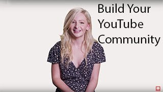 Download Build your YouTube community - featuring Kalista Elaine Video