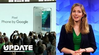 Download With Pixel and Home, Google gets serious about hardware (CNET Update) Video