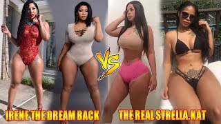 Download Battle of the Instagram models Irene The Dream Back Vs. The Real Strella.Kat Video
