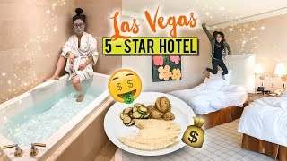 Download 5-STAR HOTEL TOUR in Las Vegas ♦ Italian Fine Dining Experience Video