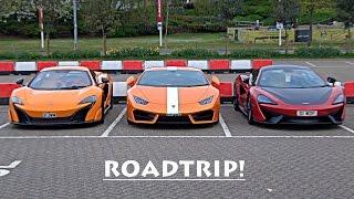 Download MY FIRST ROADTRIP IN MY NEW LAMBORGHINI! Video