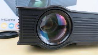 Download Testes ao Projetor Unic UC-40+ Video