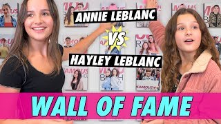Download Annie vs Hayley LeBlanc - Wall of Fame Video