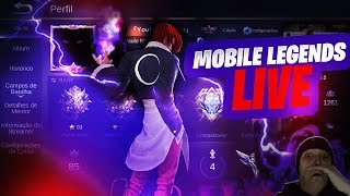 Download MOBILE LEGENDS - JOGANDO NA CONTA LENDINHA Video