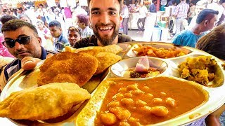 Download LIVING on $1 INDIAN STREET FOOD for 24 HOURS! Video