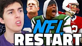 Download WHAT IF THE NFL RESTARTED AND HAD A FANTASY DRAFT! MADDEN 17 FRANCHISE MODE Video