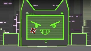 Download ''Boss 3 Electro'' 100% (Demon) by Xender Game | Geometry Dash [2.11] Video