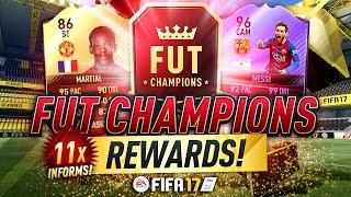 Download FUT Champions ULTIMATE TOTW PACK   WALKOUT!   TOP 100 REWARDS Video
