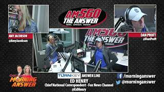 Download Chicago's Morning Answer - Ed Henry - August 22 2017 Video