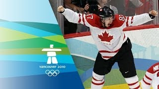 Download Canada Win Ice Hockey Gold V USA - Highlights - Vancouver 2010 Winter Olympics Video