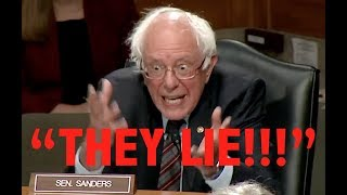 Download ″THEY LIE!″ Bernie Sanders' BRILLIANT Takedown of Trump & the Establishment's Illegal Foreign Policy Video