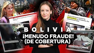 Download ¿″Choques″ o ″represión″? Bandazos mediáticos en Bolivia Video