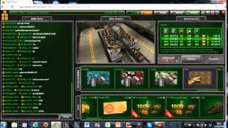 Download Tanki Online Garage and Gameplay, body kit m2 (Tanki Online Brasil) Video