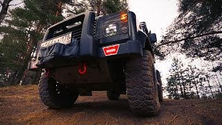Download Обзор Land Rover Defender 90. Video