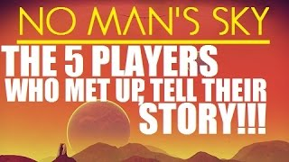 Download PodCast* No Man's Sky ★ 5 players who found the same planet, at the same time, at the same location Video