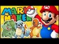 Download SUPER MARIO MAKER - Pokemon Level!!! - I Choose You! Video