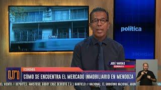 Download Cómo se encuentra el mercado inmobiliario en Mendoza Video