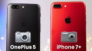 Download OnePlus 5 vs iPhone 7 Plus Camera Test Video