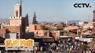 Download 《远方的家》 一带一路(493) 摩洛哥 旅游之都——马拉喀什 20190521 | CCTV中文国际 Video